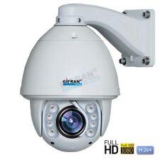 Telecamera Speed Dome Auto Tracking IP 2MPX ROI 360° Full HD con zoom ottico 20X
