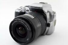 Olympus EVOLT E-500 8.0MP 14-45mm Lens Kit Silver [Exc+++] w/Strap Japan [201]
