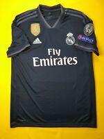Real Madrid away jersey medium 2018 2019 shirt CG0584 football Adidas ig93
