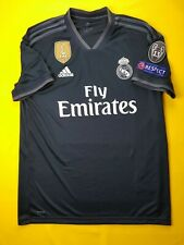 Real Madrid away jersey medium 2018 2019 shirt CG0584 football Adidas ig93