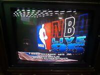 NBA Live 95 (Sega Genesis, 1994) Cartridge only - Tested!!