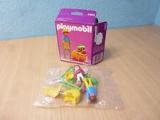 5403 Jeune sur Échasse pour Nostalgie Rose Série 5300 Maison Emballage Playmobil