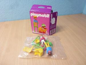 5403 Junge auf Stelzen zu Nostalgie Rosa Serie 5300 Puppenhaus OVP Playmobil