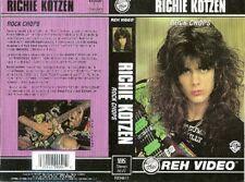 richie kotzen rock chops guitar instructional dvd yngwie malmsteen poison mr big