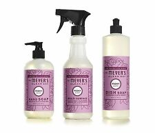 Mrs Meyers Clean Day Limited Edition Peony Scent Kitchen Basics Set, full size