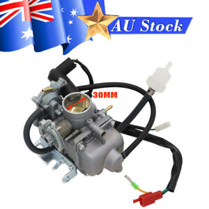 Electric Choke 30mm Carby Carburetor Fit GY6 200 250cc Buggy Sahara Kandi Fuxin