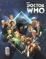2013 Presentation Stamp Pack - 'Doctor Who' - 50 Years -  MNH