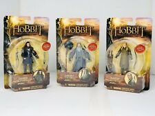The Hobbit An Unexpected Journey Gandalf, Legolas, And Thorin All New Unopened!!