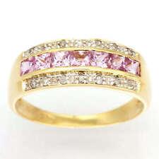 Handmade Band Sapphire Fine Rings