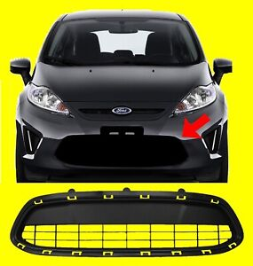 LOWER GRILLE fits FORD FIESTA 2011-2013 S / SE MOLDING NOT REQUIRED | CE8Z8200MA