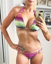 Vix Swimwear, Vix, Rainbow, Print, Ikat, Set, L, S, Bikini