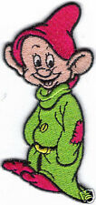 DOPEY EMBROIDERED PATCH !