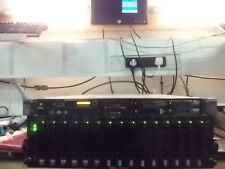 Dell PowerVault MD3000i iSCSI SAN *15X 1TB*15TB**SATA Storage Dual Controllers