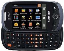 AT&T Samsung SGH A927 Flight II Black Cell Phone Touchscreen Keyboard 2MP Camera