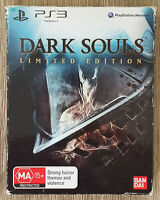 Dark Souls Limited Edition - Sony PlayStation 3 PS3 🎮