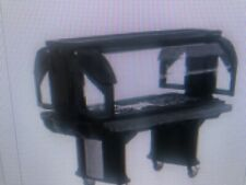 "Cambro VBR6110 Cold Food Versa Food Bars Serving Buffet (Black) ""New in the box"""