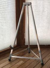 """Quartet 24"""" Table Top Display Easel No Xea001 aluminum Euc"""
