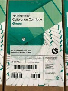 HP Indigo ElectroInk Green Calibration Serie 6000, W7200, W7250 Q4123A