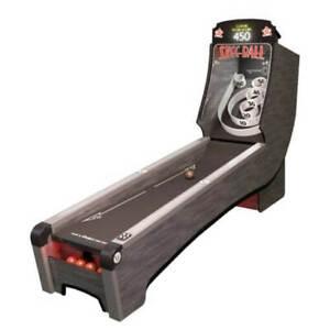 Skee Ball Home Arcade Premium - Gray