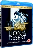 Neuf Lion Of The Désert - Édition Collector Blu-Ray