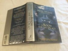 Noel Hynd A Room For The Dead First Ed ** SIGNED COPY **