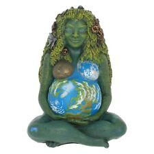 Mother Earth 17.5cm High Hand Painted Figurine Millennial Gaia Nemesis Now