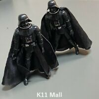 2X Star Wars 3.75'' Darth Vader The Emprie Strike Back Hasbro figure Kids Toy