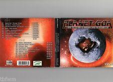 Planet Goa VOL. II - 2cd-progressive trance goa trance