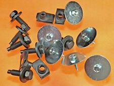 Mopar Splash Shield Fastener Kit 62-70 B Body Satellite Charger Coronet #607