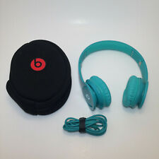Beats by Dr. Dre Solo HD Headband Headphones Teal
