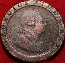 1797 Great Britain 1 Pence Foreign Coin
