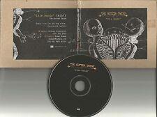 Greg Dulli Mark Lanegan GUTTER TWINS Idle Hands PROMO DJ CD single Afghan Whigs
