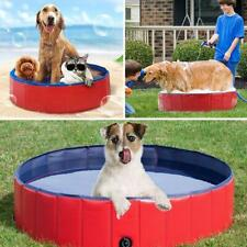 Foldable Pet Bath Pool Collapsible Dog Pool Pet Bathing Tub For Dog Cat