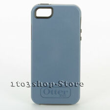 OtterBox SYMMETRY Slim Snap iPhone SE iPhone 5 iPhone 5s Case (Blue/Gray) Used