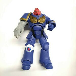 Custom Action Figure Weapons Power Fist Warhammer 40K McFarlane Space Marine RT