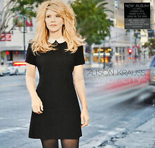 ALISON KRAUSS - WINDY CITY, ORG 2017 EU 180G vinyl LP + DOWNLOAD, NEW - SEALED!