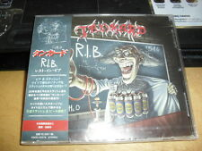 TANKARD -R.I.B.- VERY HARD TO FIND RARE ORIGINAL CD FIRST JAPANESE PRESS 2014 NB