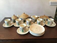 Vintage Sylvac 21 Piece Cottage Tea Set Brand New