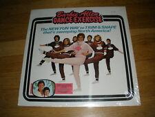 BARBIE ALLEN dance exercise LP Record - sealed