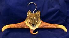 Nemesis Now WOLF SPIRIT COAT HANGER Hook Hooks Wild Animal Wolves