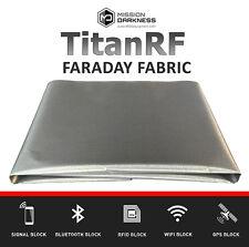 TitanRF Shielding Fabric - EMI Shielding & RFID Shielding