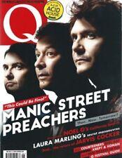 Q Magazine Monthly Music, Dance & Theatre Magazines in English