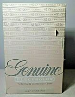 Genuine Electrolux Vacuum Bags 24/4 Ply Filter Bags Vintage New Sealed