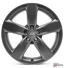 4 Audi A4 8w9 B9 Allroad Cerchi in Lega da 18 Pollici 7,5x18 ET37 Originale Audi