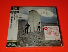 The Who - Who's Next CD - Rare 2009 Japan Import Pressing - Still Sealed