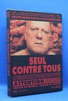 """DVD """" Seul Contre Tous """" de Gaspar Noé / Phillipe Nahon 1998  + 3 cartes"""