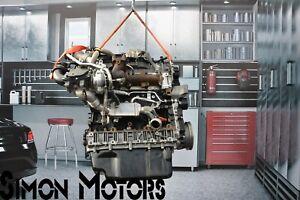 Motor Moteur Engine  F1AGL411D Fiat Ducato 2.3 jtd Euro 6 Komplett 33000km
