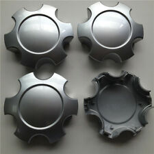 "4pc Wheel Center Caps For Tundra Sequoia 2003-2007 17"" Hubcap 42603420NM Silver"