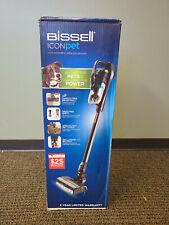 New BISSELL ICONpet High Powered 22 Volt Cordless Vacuum Cordless Stick Vacuum