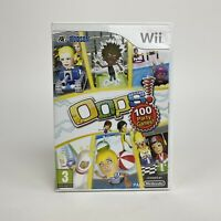 Oops! 100 Party Games - Nintendo Wii Game - KONAMI PAL - 4 Player Family Fun